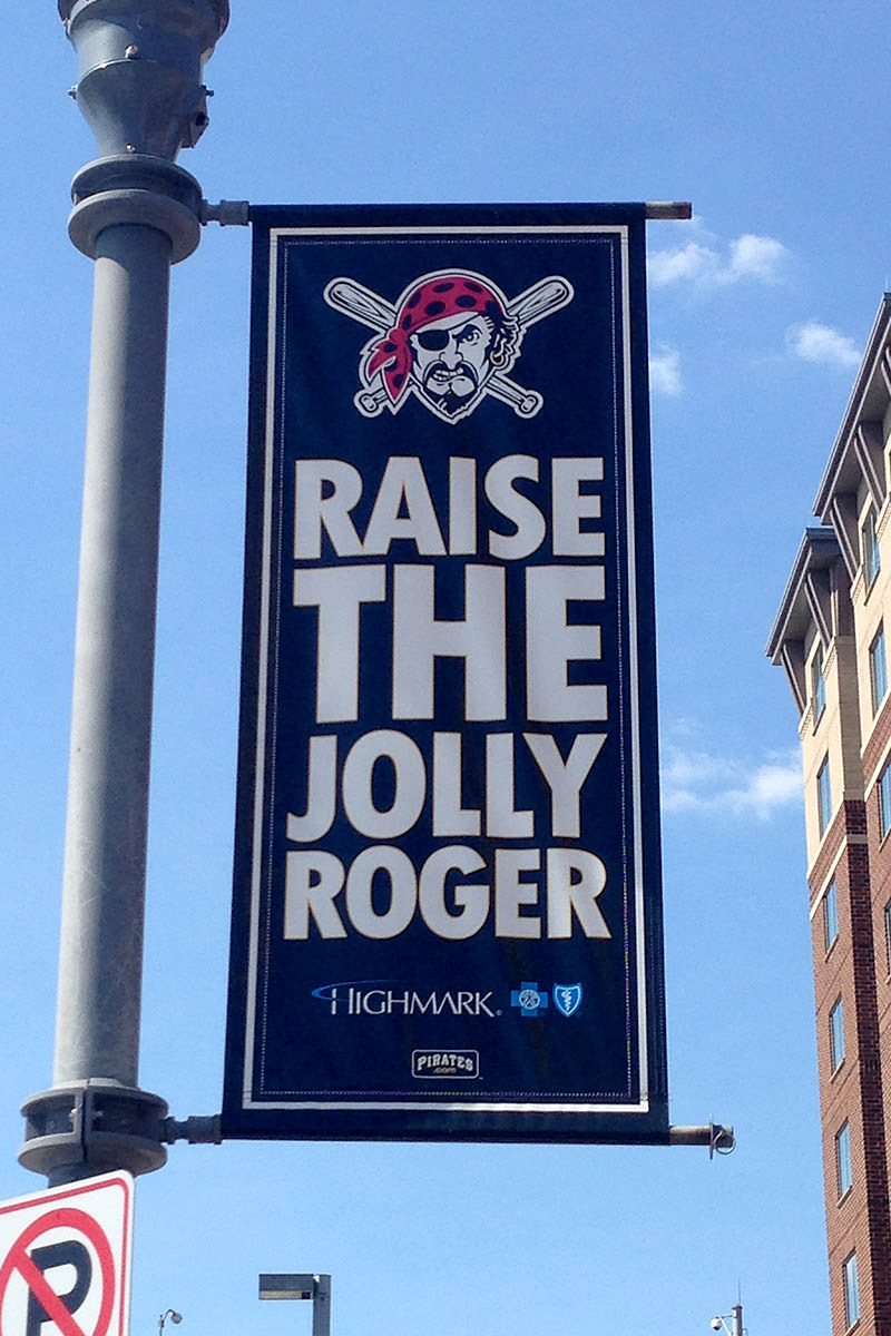 Raise the Jolly Roger!