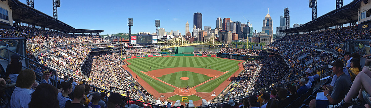 Beautiful PNC Park