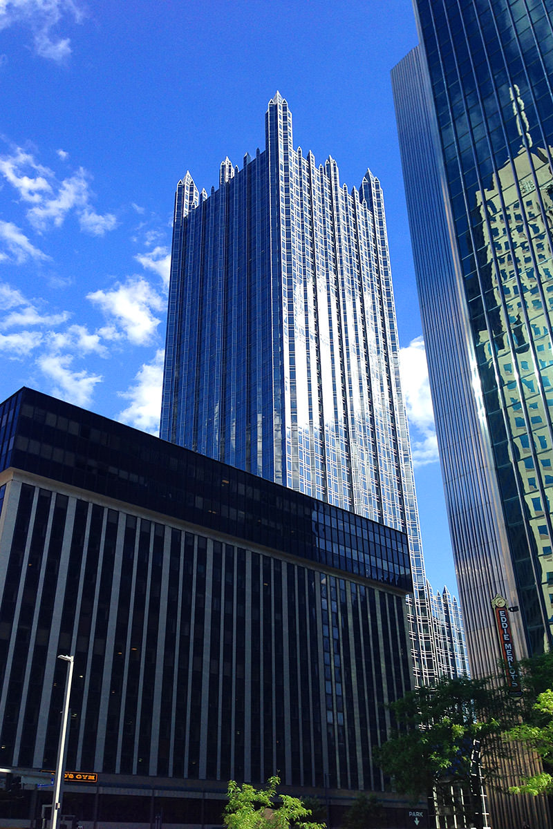 PPG Place Pittsburgh Building