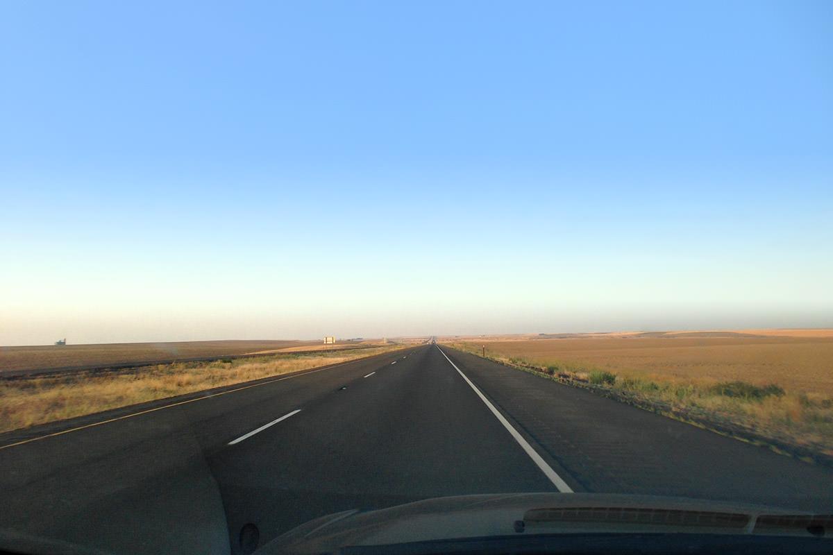 Columbia Basin Drive