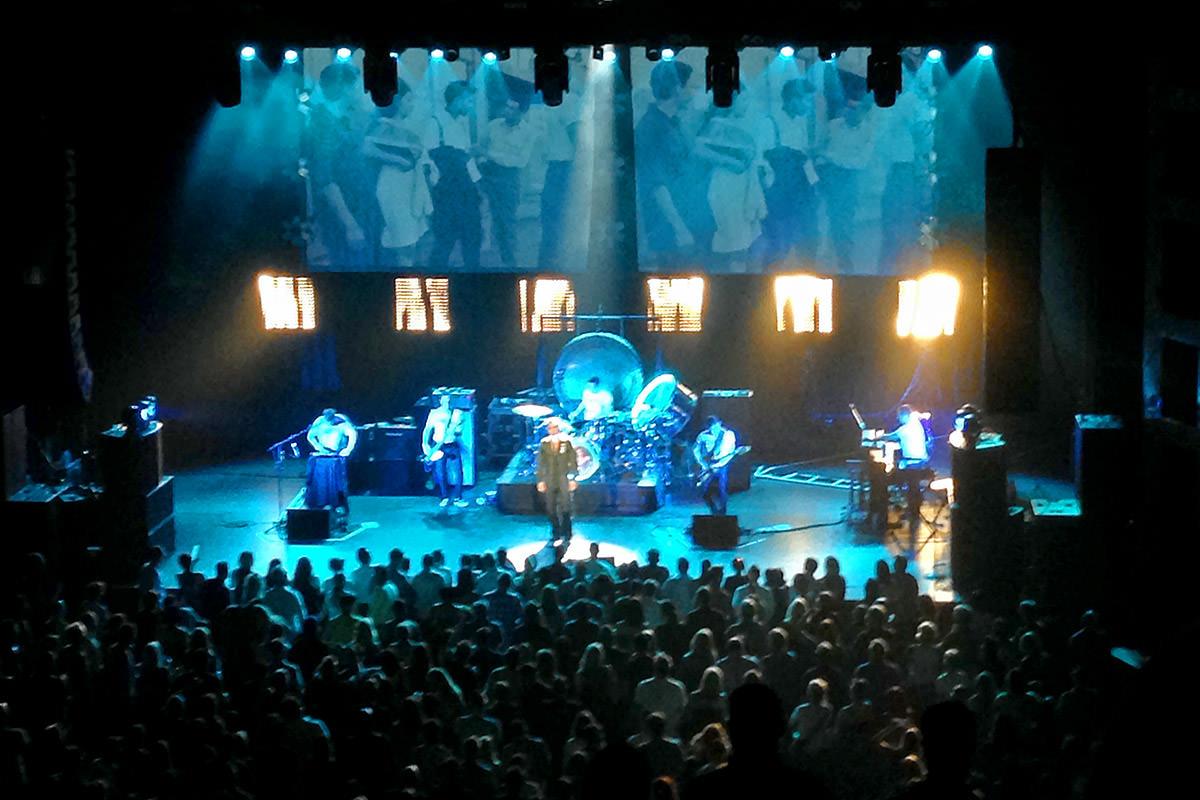 Morrissey Concert Interlude