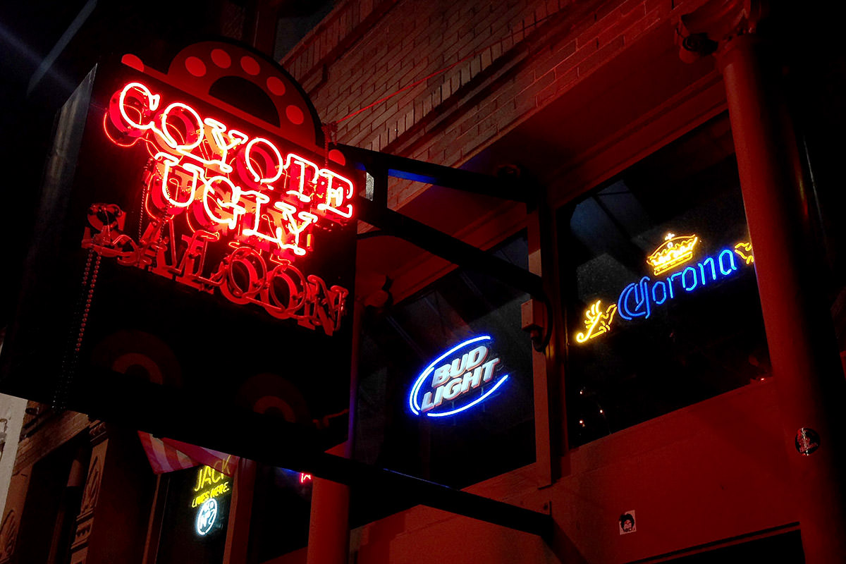 Ybor City Coyote Ugly Bar