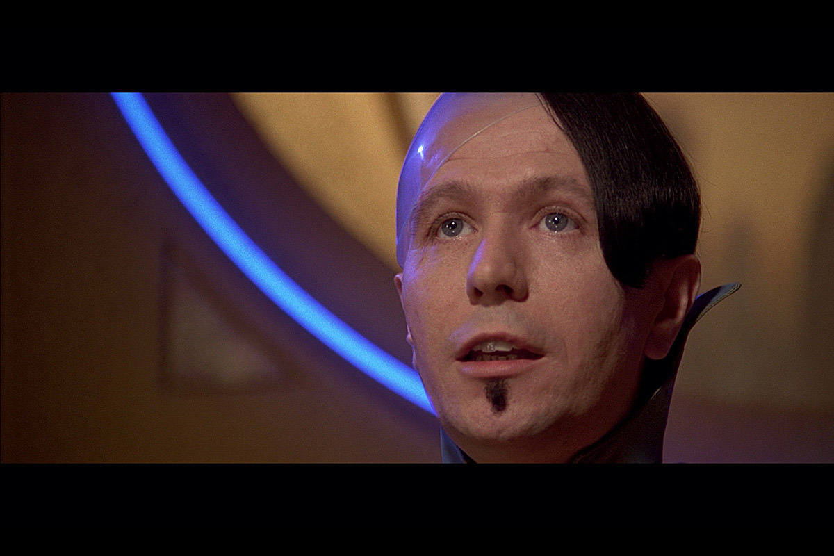 Gary Oldman as Zorg