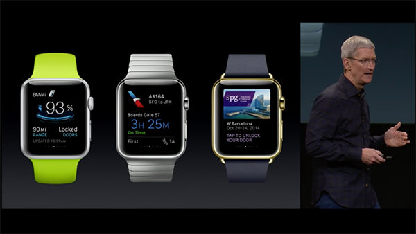 Apple Watch, Apple Watch, Apple Watch, yo!