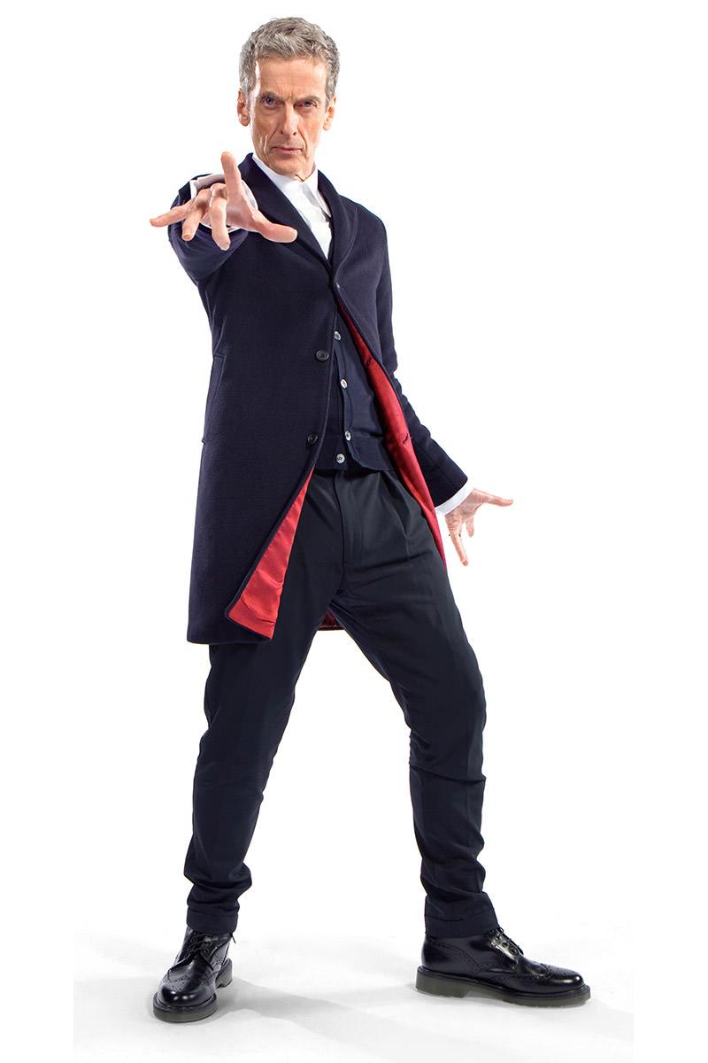 Dr. Who Capaldi Edition