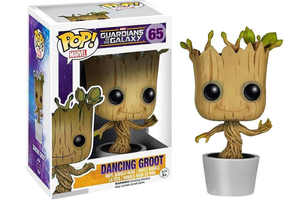 Funko Pop! Dancing Baby Groot!