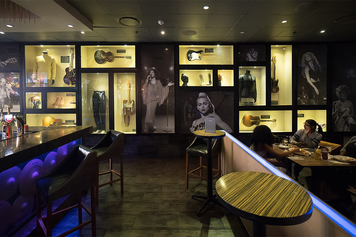 Hard Rock Cafe Johannesburg