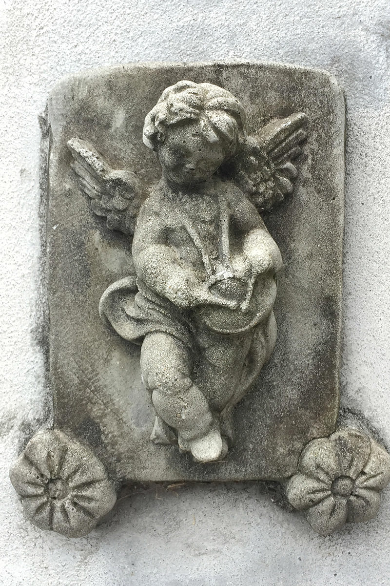 Garden District Angel.