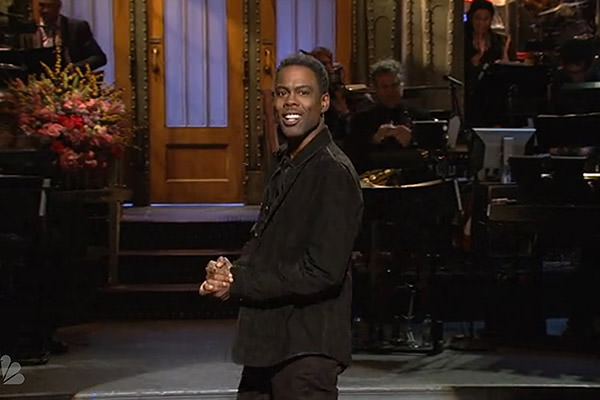 Chris Rock on SNL