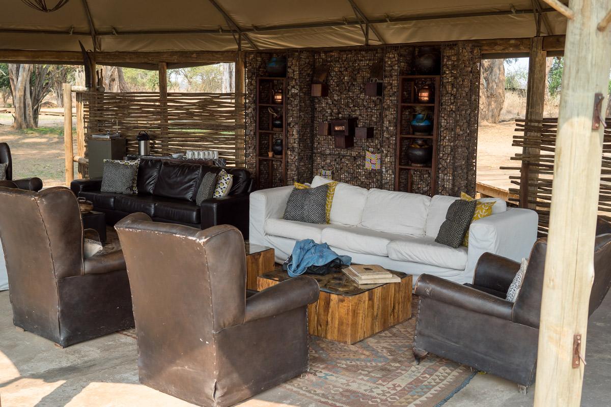 Ruckomechi Lounge