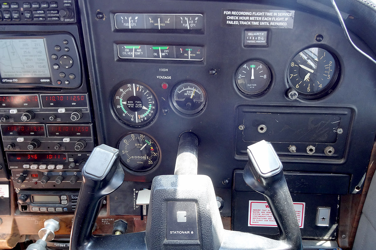 Flight Cockpit