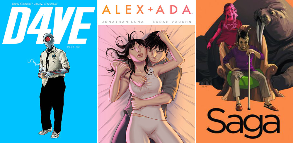 Best Comics 2014 Part 4
