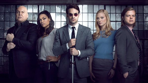 Daredevil Cast