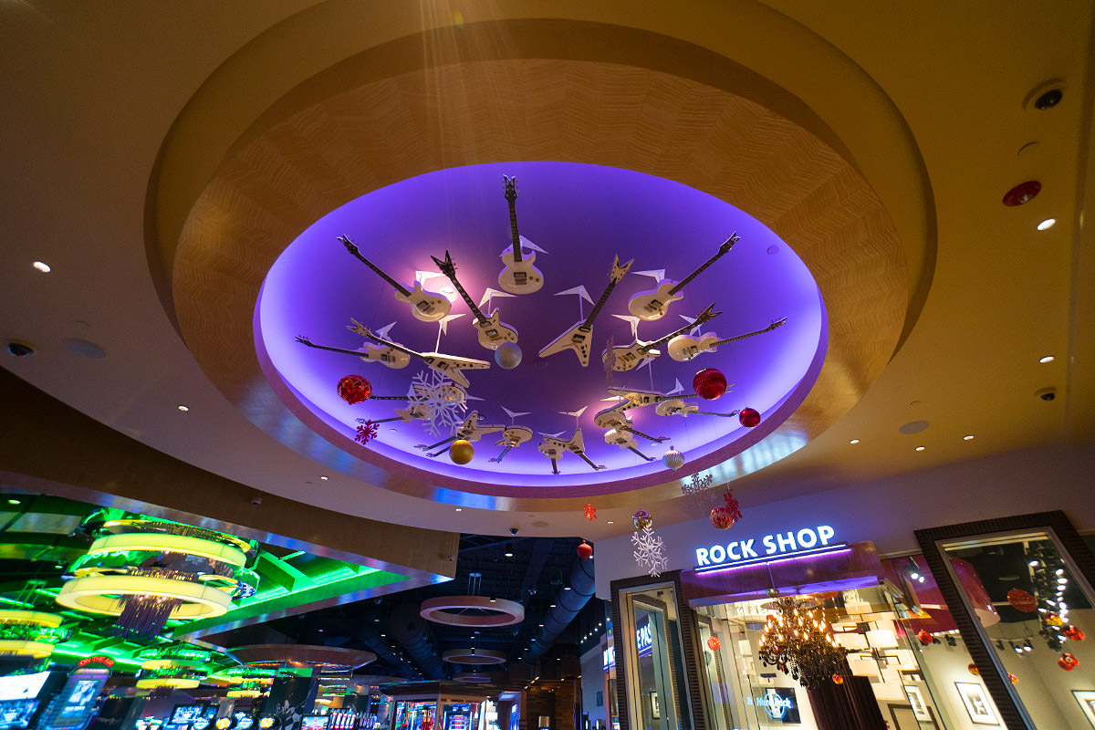 Hard Rock Hotel & Casino Sioux City Rock Shop