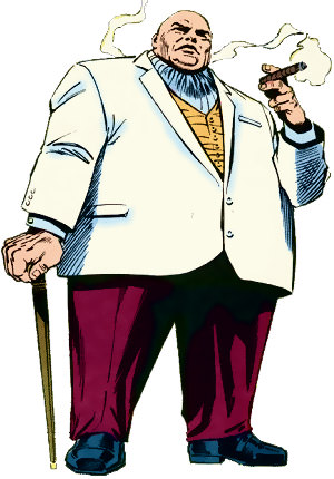 It's The Kingpin!