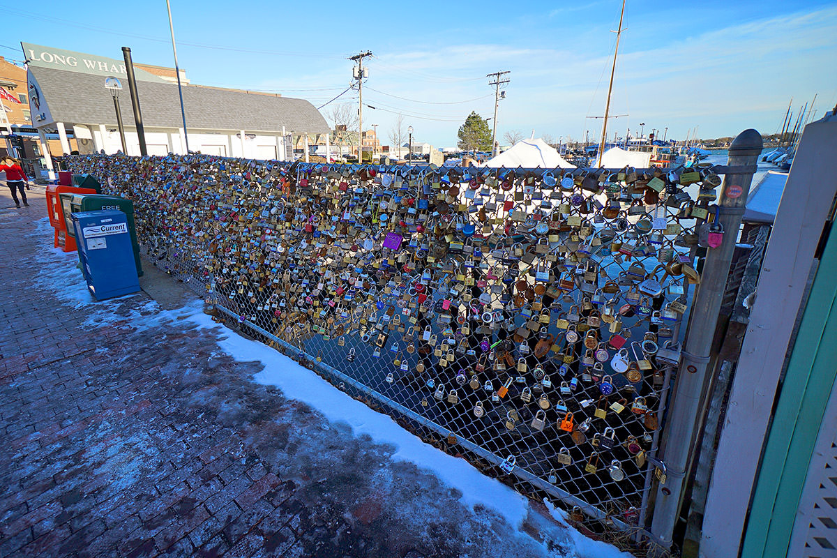Love Locks Project