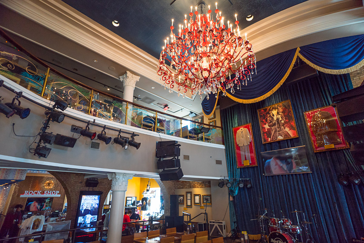 Hard Rock Cafe Memphis Tennessee