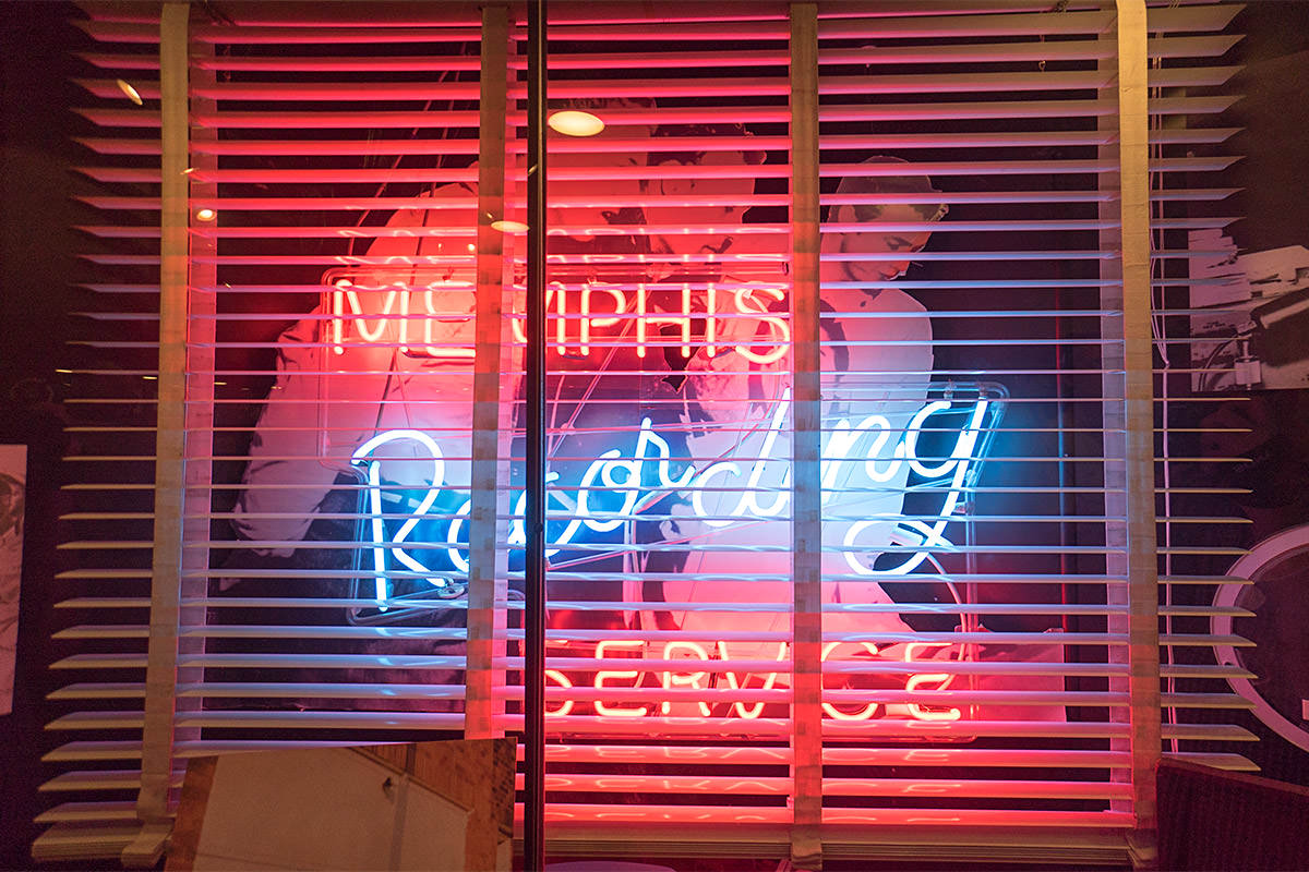 Sun Records Memphis Tennessee