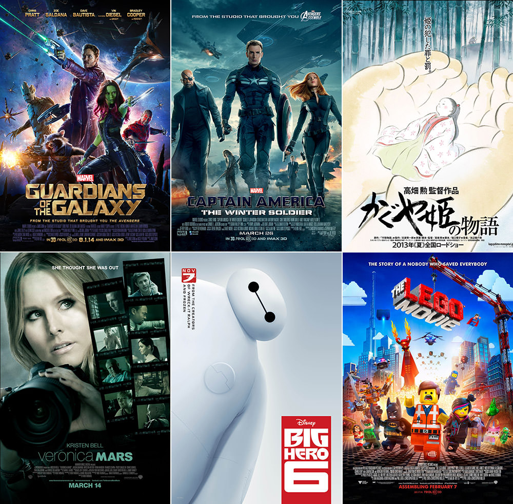 Best Movies 2014 Part 1