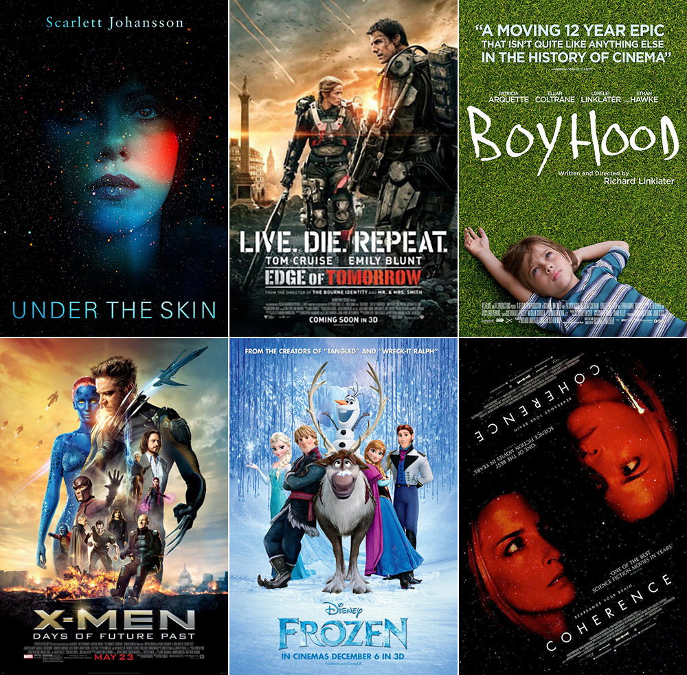 Best Movies 2014 Part 2