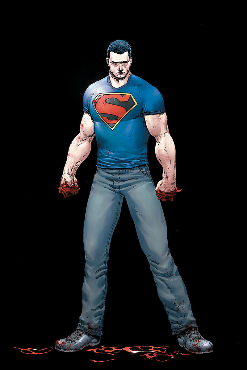 New Superman Costume Disaster