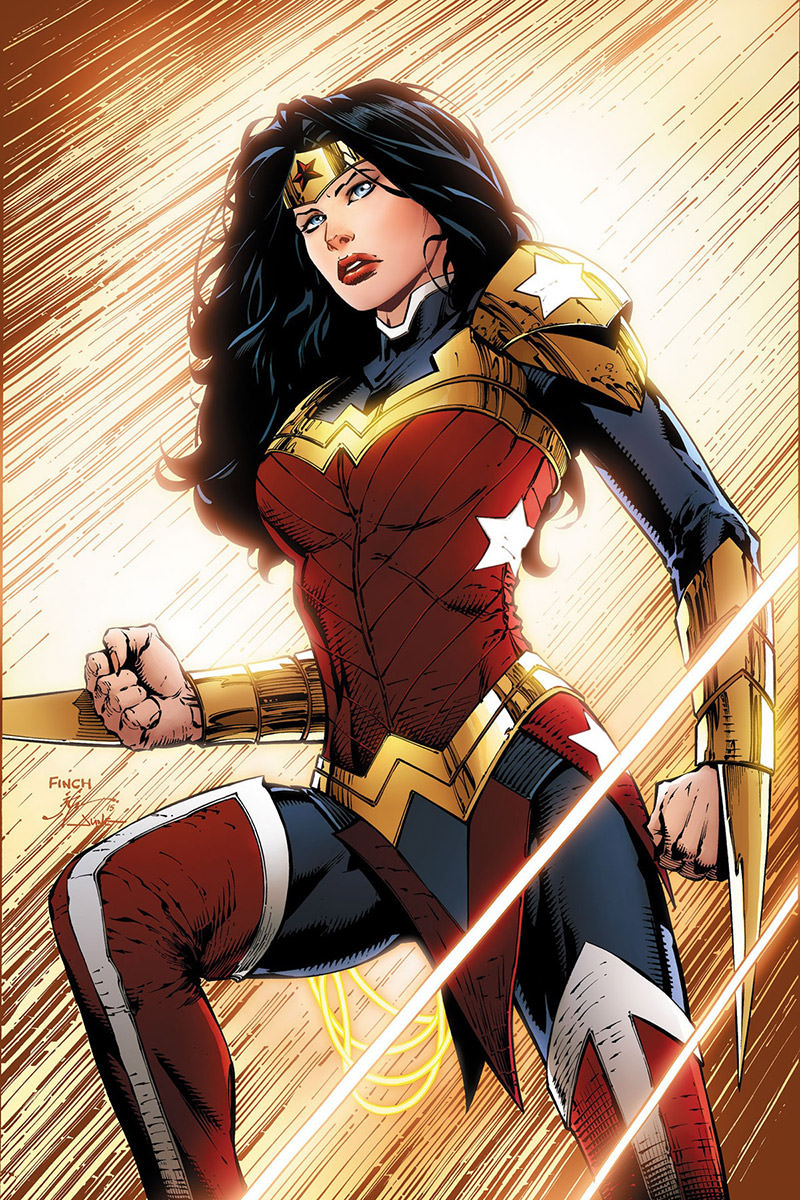 New Wonder Woman Costume Disaster