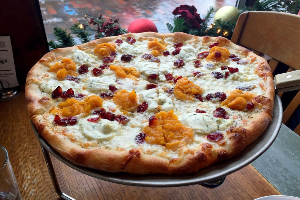 OTTO Pizza Pizza.