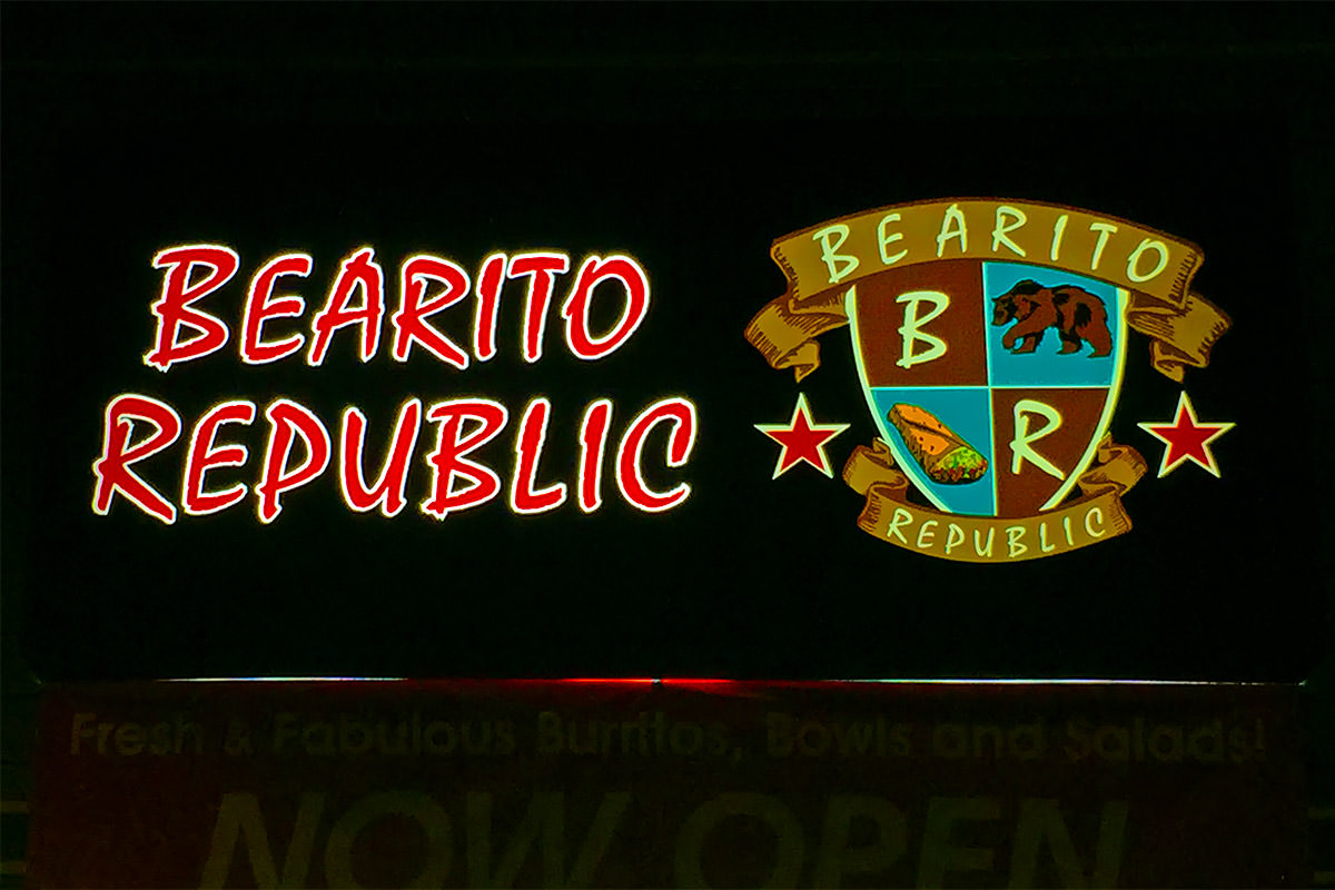 Bearito Republic San Diego