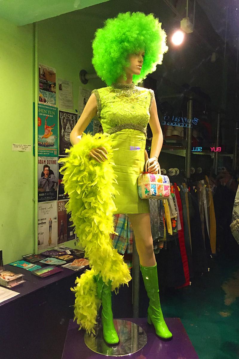 Green Mannequin San Diego
