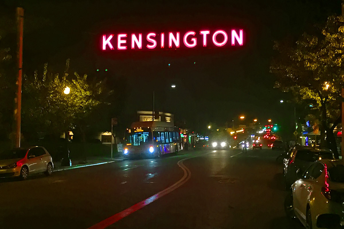 Kenington District San Diego