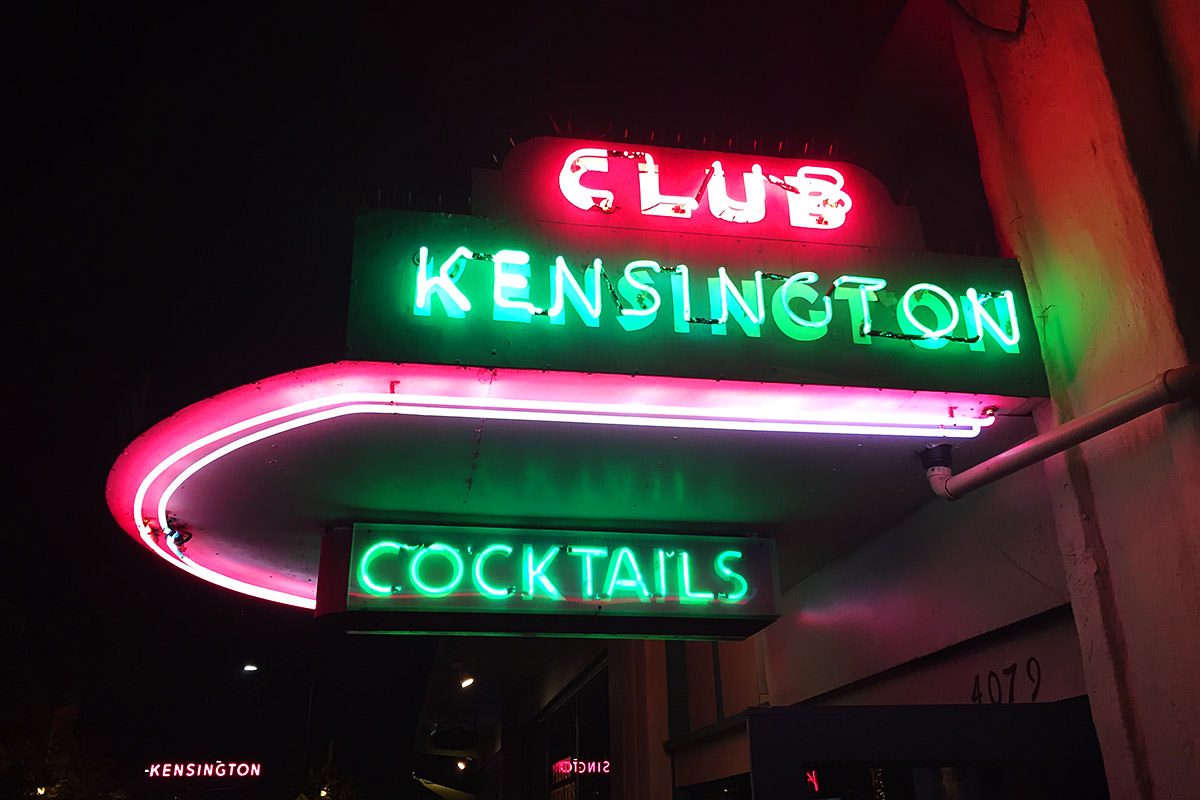 San Diego Club Kensington