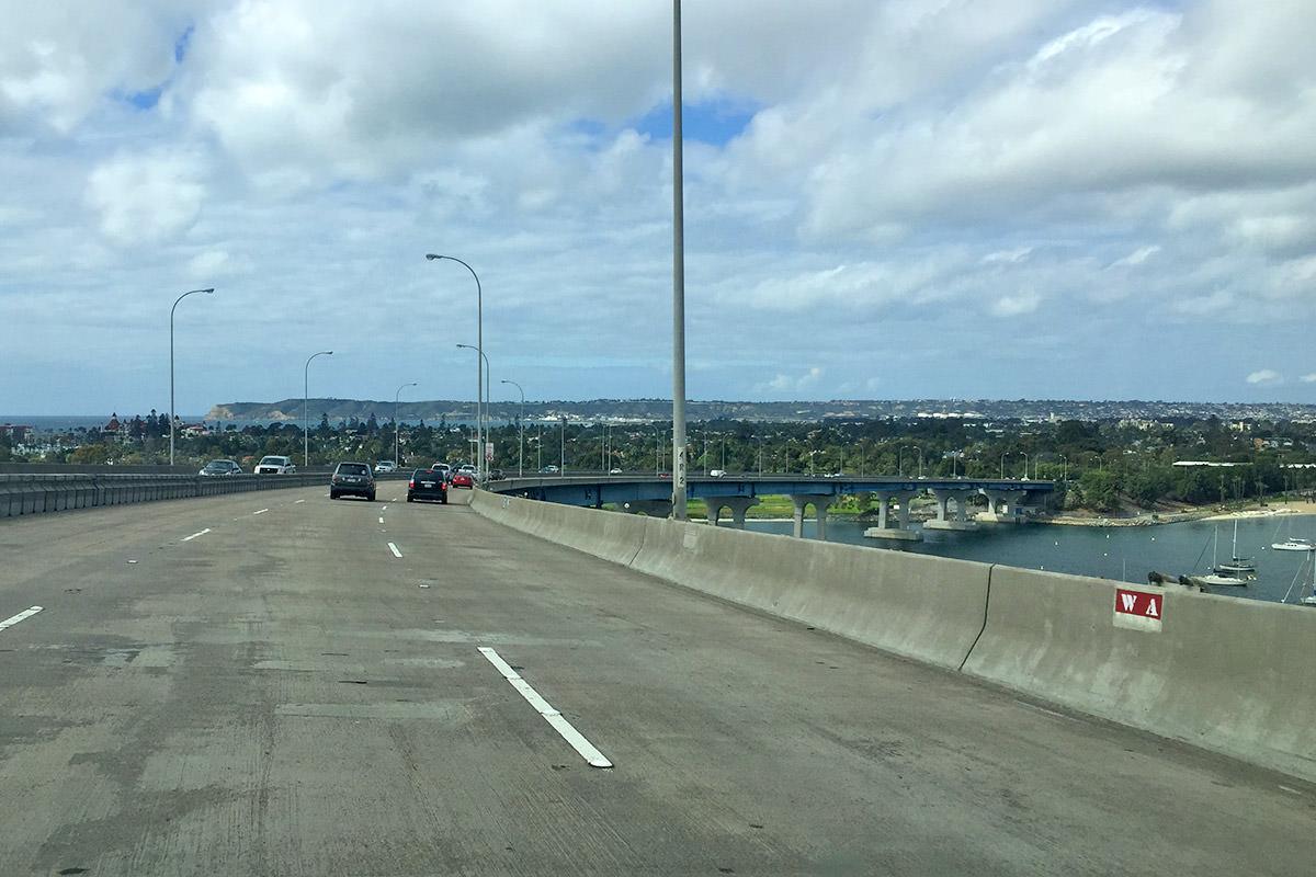 Road to Coronado