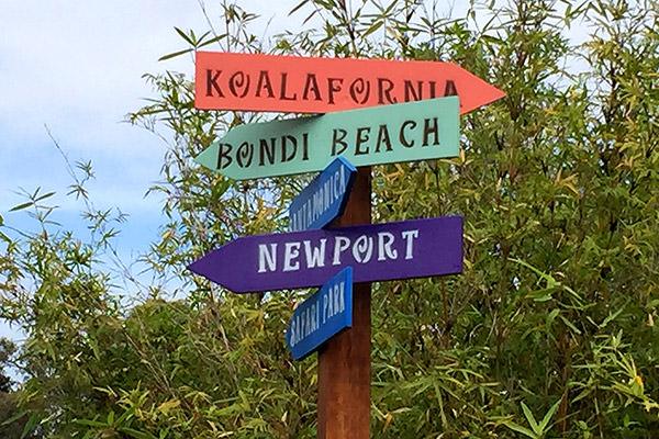 San Diego Zoo Australian Outback Koalifornia!