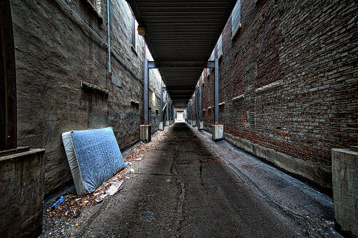 Sioux City Alley