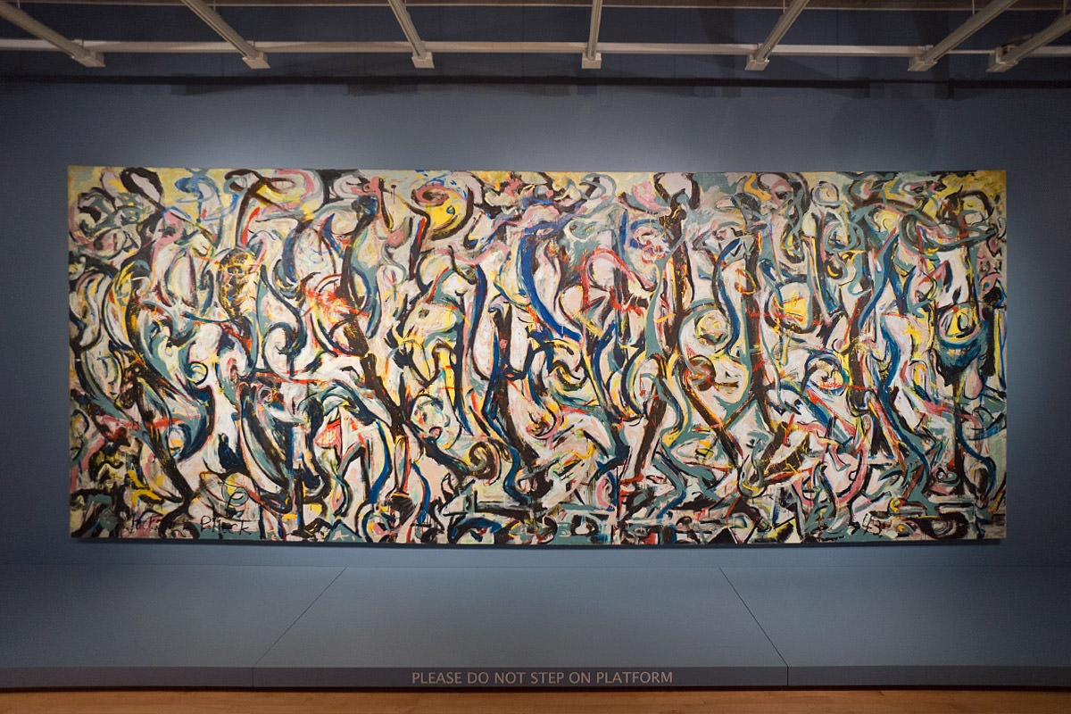 Sioux City Art Center Jackson Pollock