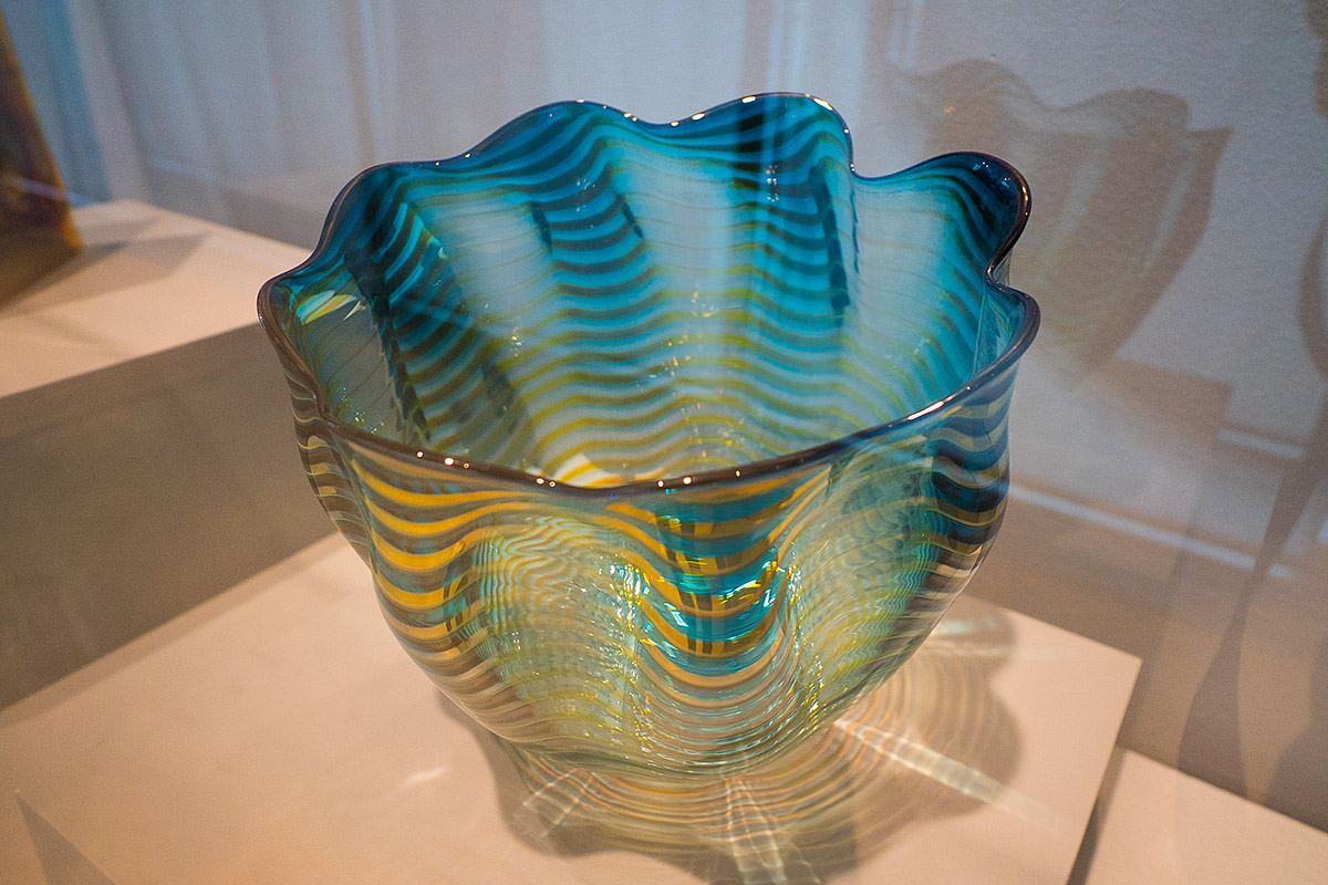 Sioux City Art Center Chihuly