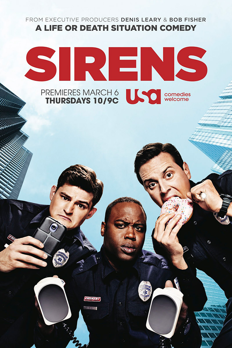 Sirens from USA Network