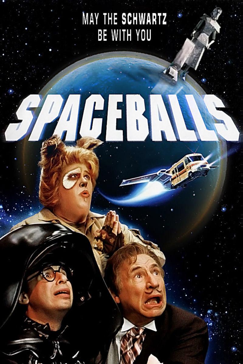Spaceballs Posters!