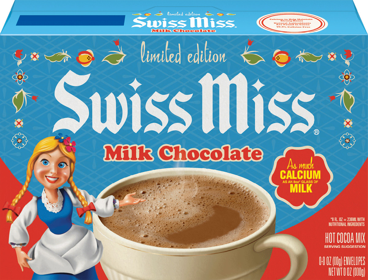 Swiss Miss!