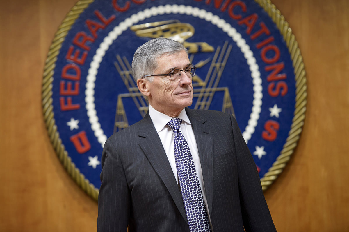 Tom Wheeler of the FCC