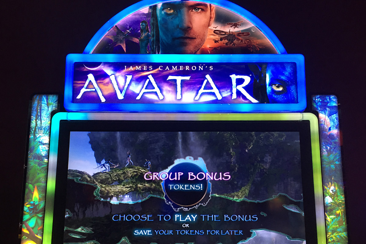 AVATAR: THE SLOT MACHINE!