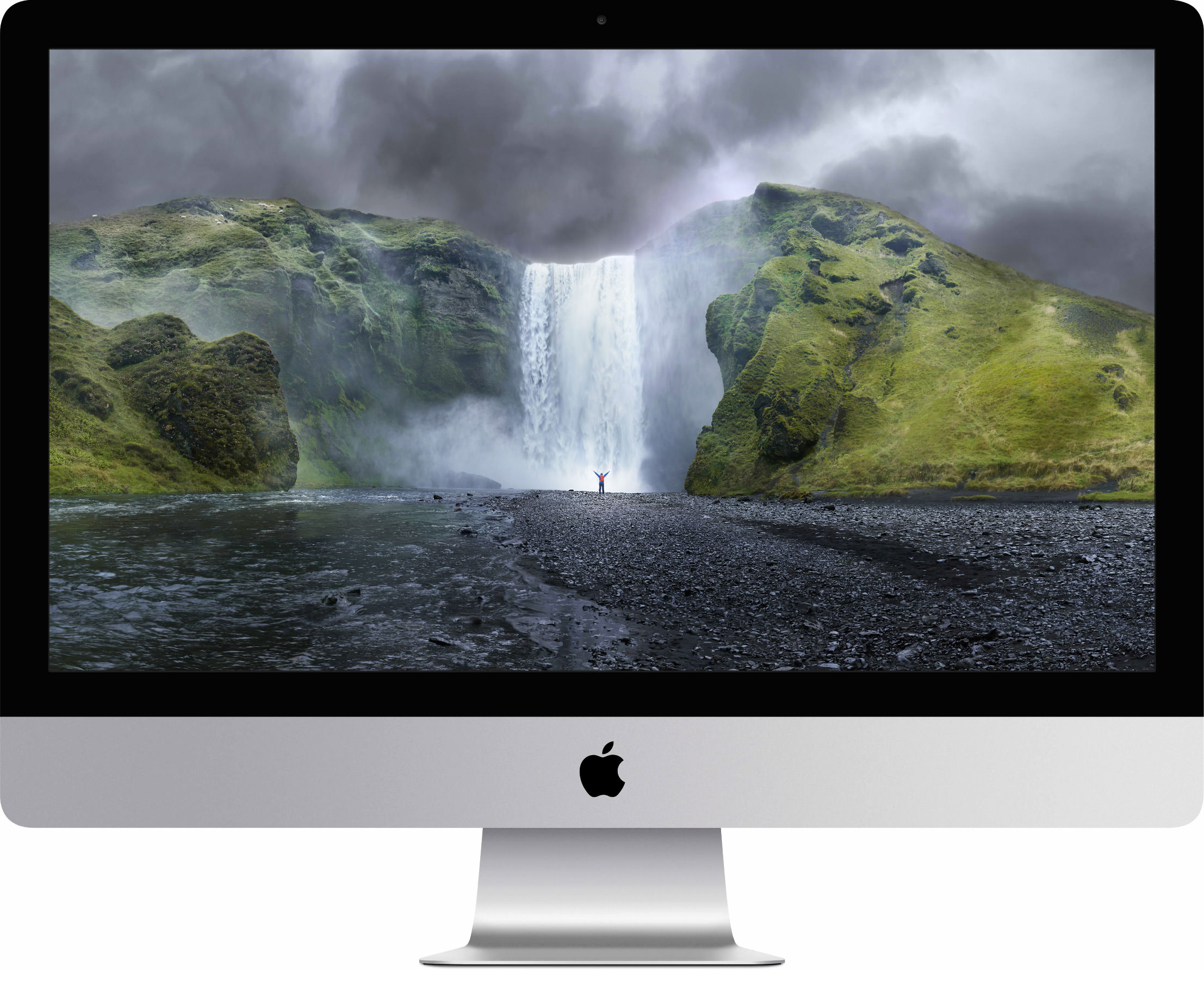 The iMac with Retina 5K Display