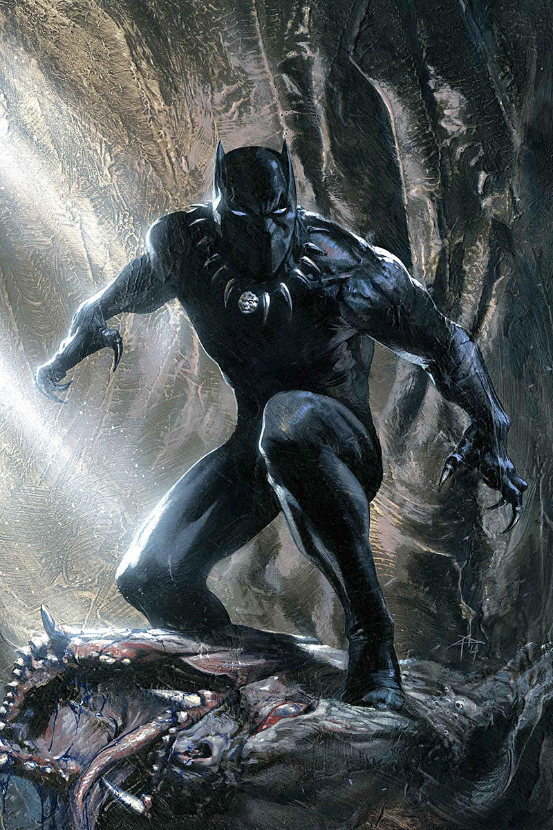 Marvel Comics Black Panther!