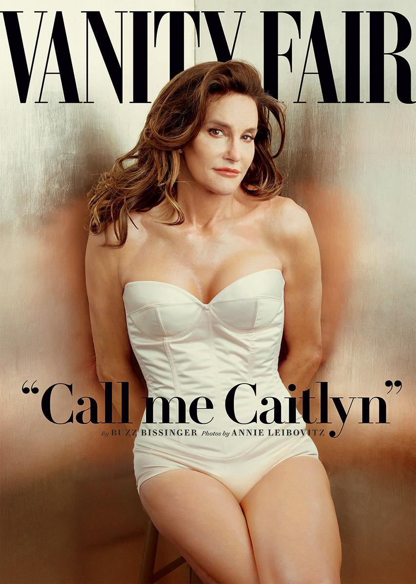 Caitlyn Jenner Vanity Fair Cover