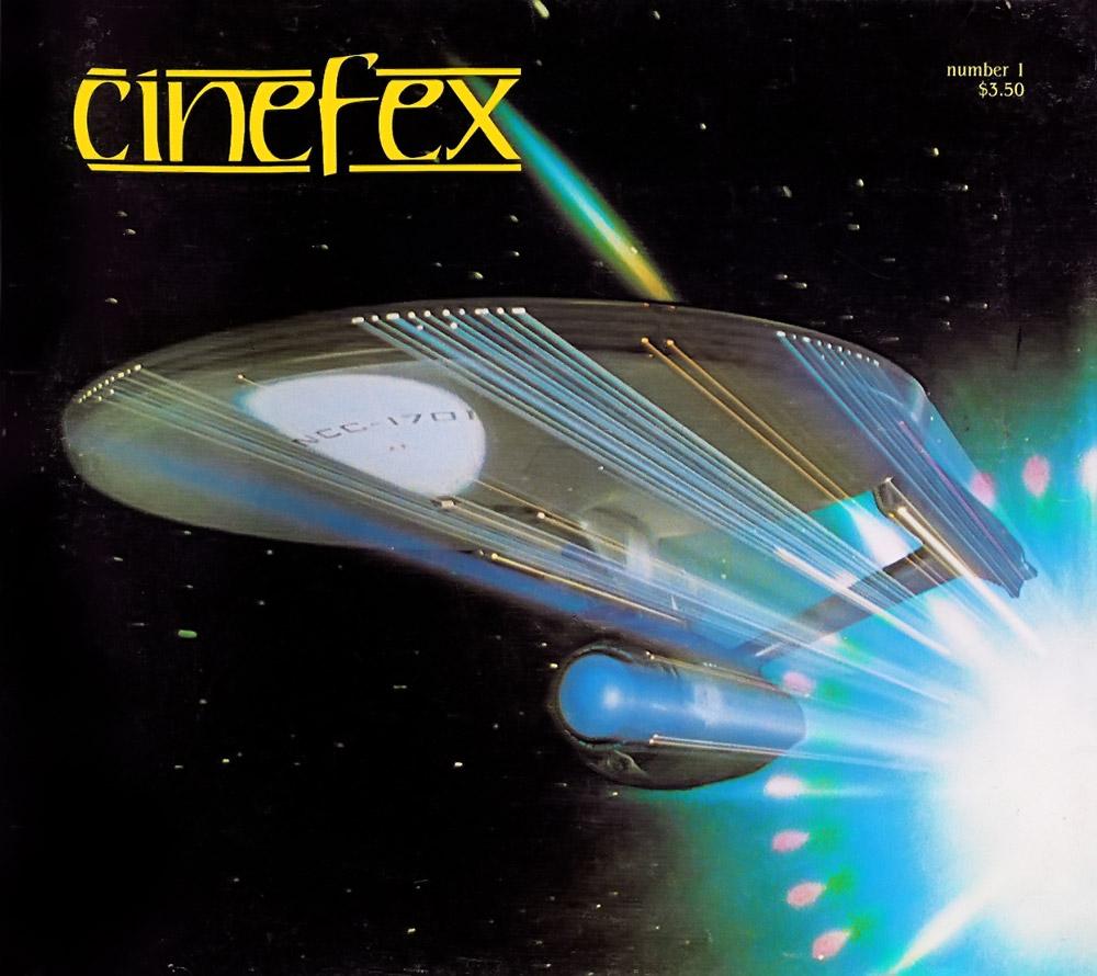 Cinefex No. 1