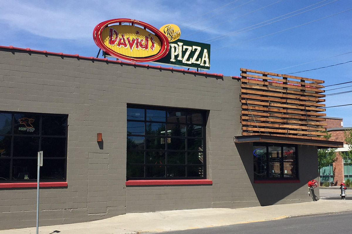 All New David's Pizza