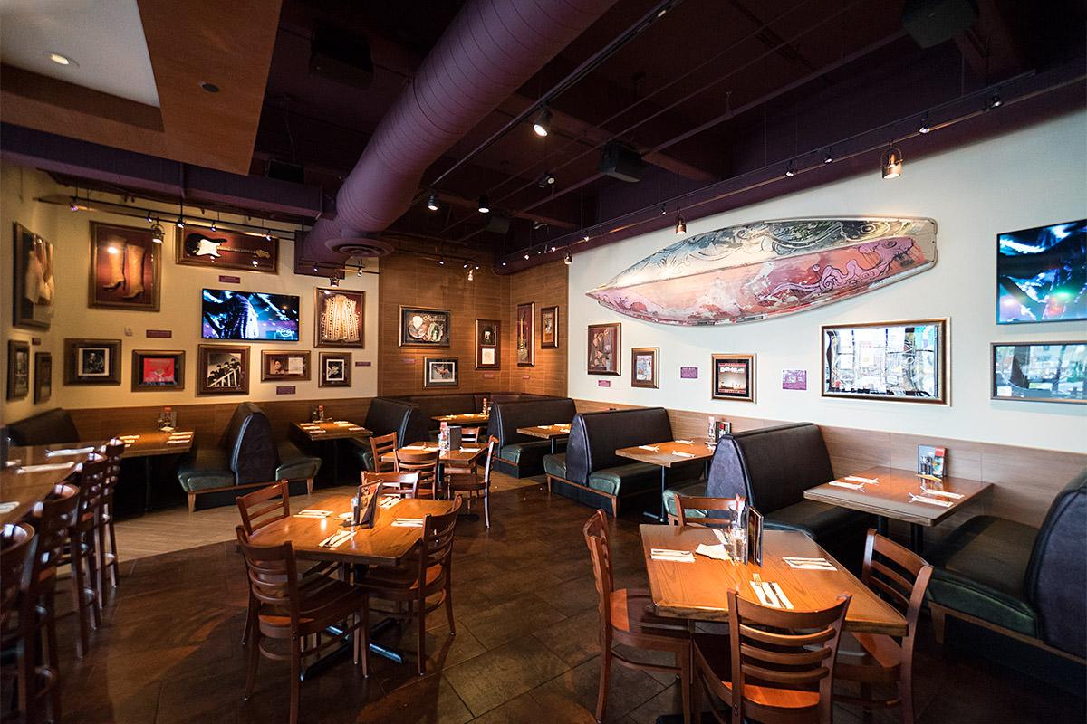 Hard Rock Cafe Anchorage, Alaska