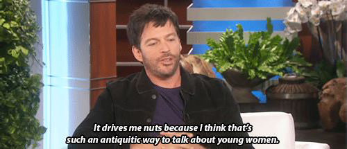 Harry Connick Jr. Doesn't Get It