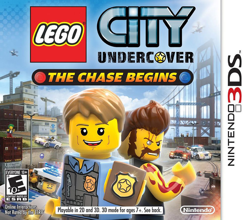 LEGO City Undercover Box
