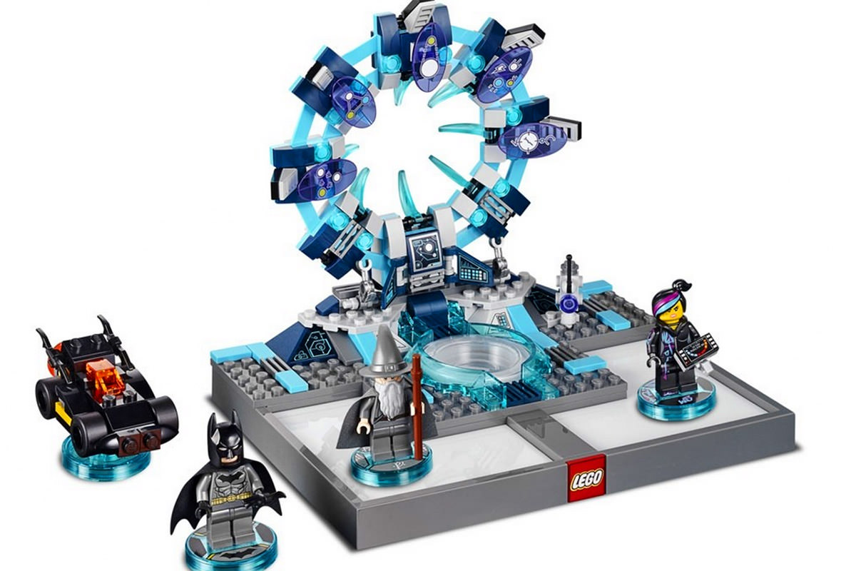 LEGO Dimensions Game